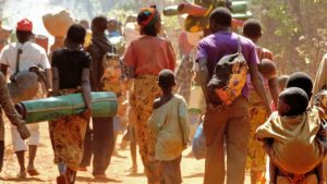 People fleeing Burundi Oct 2015 - Oxfam photo